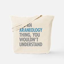 Araneology Thing Tote Bag