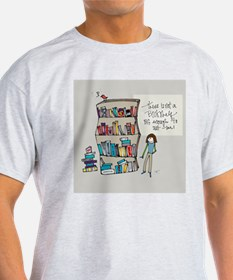 Funny Book T-Shirt