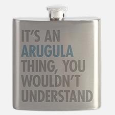 Arugula Thing Flask