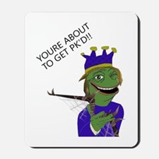 Warbands Meme Mousepad