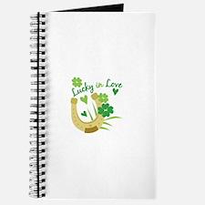 Lucky In Love Journal