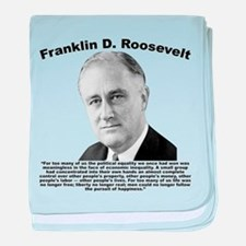 FDR: Powerless baby blanket