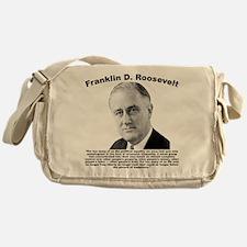 FDR: Powerless Messenger Bag