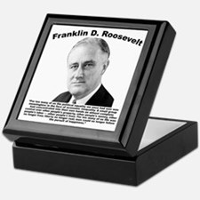FDR: Powerless Keepsake Box