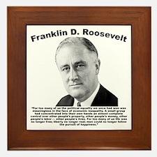 FDR: Powerless Framed Tile