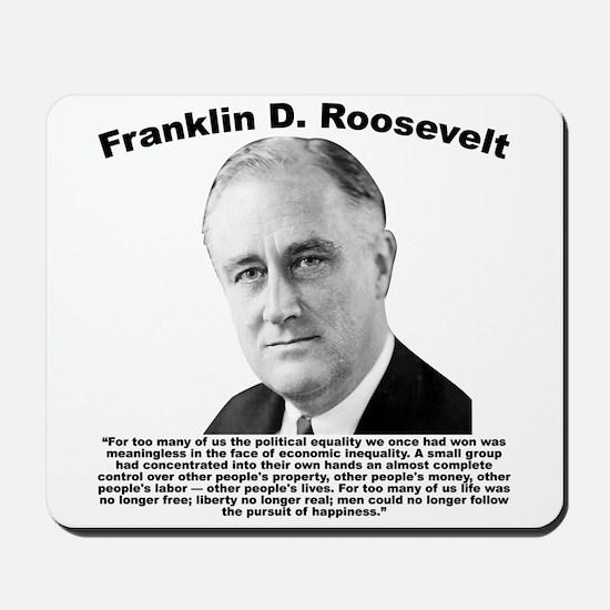 FDR: Powerless Mousepad