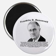 """FDR: Powerless 2.25"""" Magnet (10 pack)"""