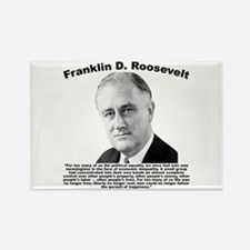 FDR: Powerless Rectangle Magnet