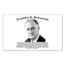 FDR: Powerless Decal