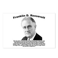 FDR: Powerless Postcards (Package of 8)
