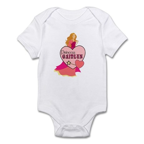 Princess Caitlyn Infant Bodysuit
