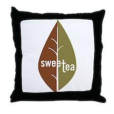 Cute Organic fair trade Throw Pillow