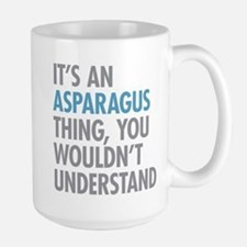 Asparagus Thing Mugs