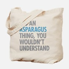 Asparagus Thing Tote Bag