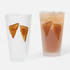 grilled cheese sandwich Drinking Glass