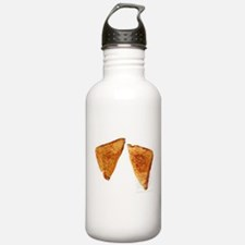 grilled cheese sandwich Water Bottle