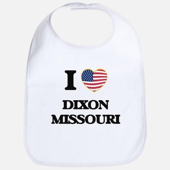 I love Dixon Missouri Bib