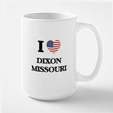 I love Dixon Missouri Mugs