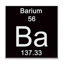 56. Barium Tile Coaster