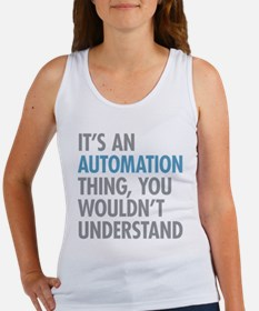 Automation Thing Tank Top