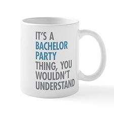 Bachelor Party Mugs