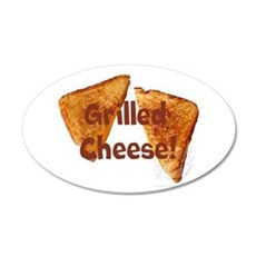 Grilled cheese Wall Decal