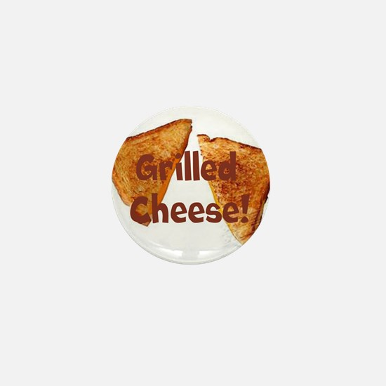 Grilled cheese Mini Button