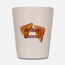Grilled cheese Shot Glass