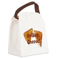 Grilled cheese Canvas Lunch Bag