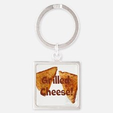 Grilled cheese Keychains