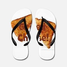 Grilled cheese Flip Flops