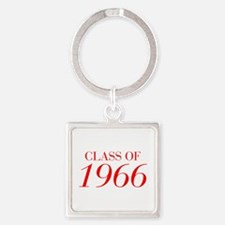 CLASS OF 1966-Bau red 501 Keychains