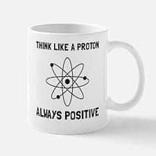 Proton Always Positive Mug