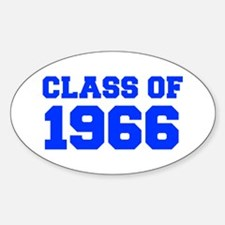 CLASS OF 1966-Fre blue 300 Decal