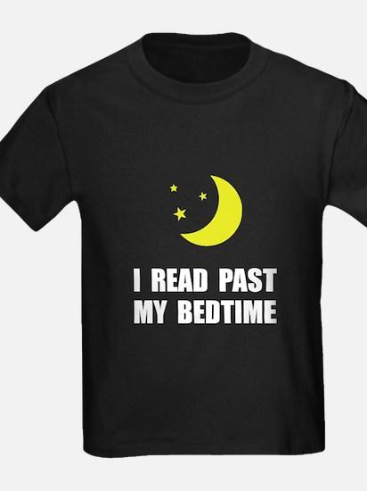 Read Past Bedtime T-Shirt