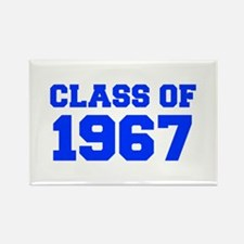 CLASS OF 1967-Fre blue 300 Magnets