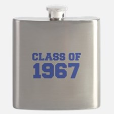 CLASS OF 1967-Fre blue 300 Flask