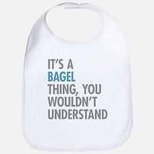 Bagel Thing Bib