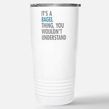 Bagel Thing Travel Mug