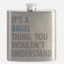 Bagel Thing Flask