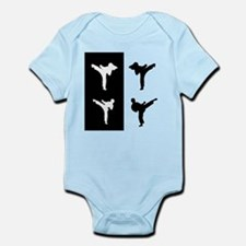 Marial Arts Infant Bodysuit