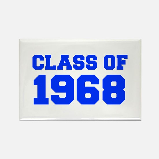 CLASS OF 1968-Fre blue 300 Magnets