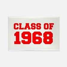 CLASS OF 1968-Fre red 300 Magnets