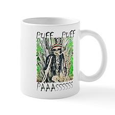 puff puff pirate Mugs