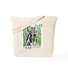 puff puff pirate Tote Bag