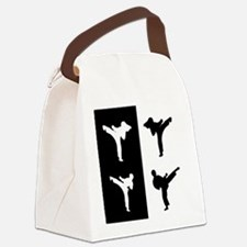 martial arts Canvas Lunch Bag