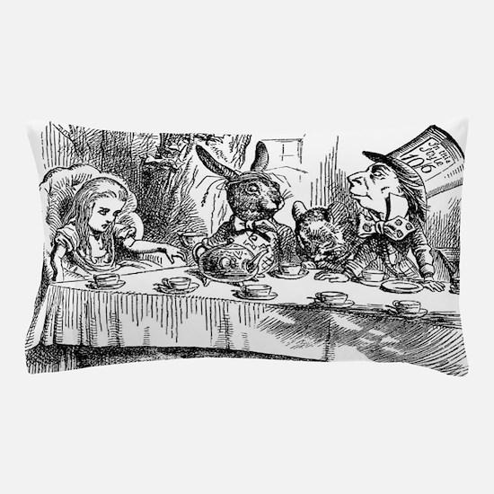 Alice in Wonderland Tea party Pillow Case