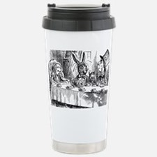 Alice in Wonderland Tea Stainless Steel Travel Mug