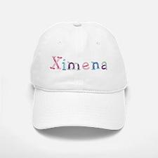 Ximena Princess Balloons Baseball Baseball Baseball Cap