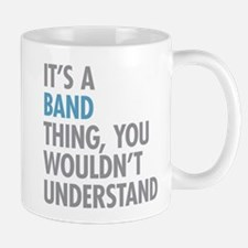 Band Thing Mugs